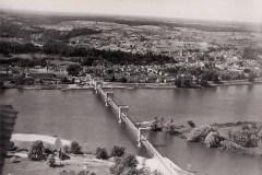 Langeais 1930  ville