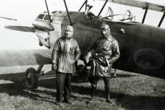 1931 Féniers, Lt Loric Adjt Fleuret