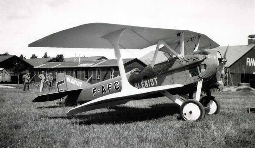 Blériot-Spad42